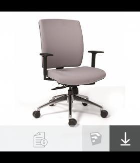 Cadeira de Escritório Marelli - 1624 Pro-fit