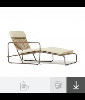 Chaise Doc - A partir de R$4.558
